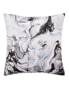 Fluid Marble Cushion