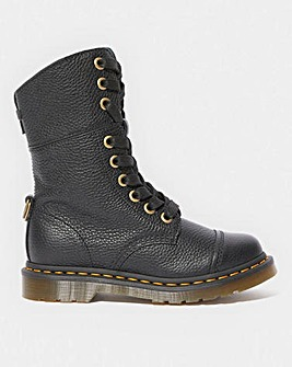 Dr Martens Aimilta Boots 9 Eye Leather Ankle Boots Standard D Fit