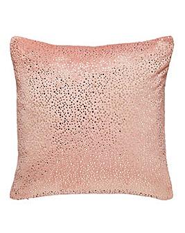 Fleece Sparkle Cushion