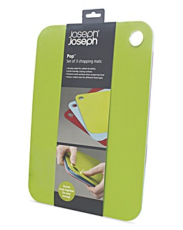 Joseph Joseph Pop Chopping Mats