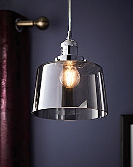 Acton Electric Fitted Pendant