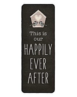 Happily Ever After Runner