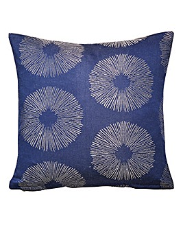 Cosmos Jaquard Filled Cushion
