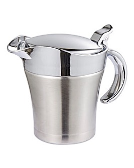 Stainless Steel Insulated Gravy Jug