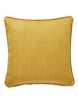 Hugo Woven Textured Filled Cushion