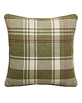 Highland Check Cushion Cover