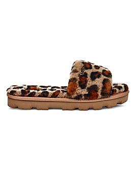 Ugg Cozette Leopard Standard D Fit