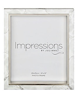 Impressions Marble Look Frame