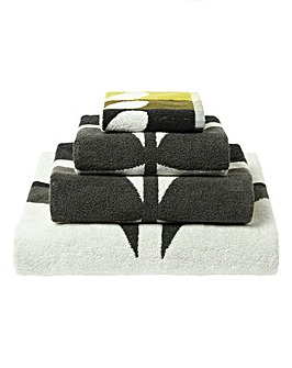 Orla Kiely Large Stem Towels