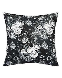 Dark Florals Cushion