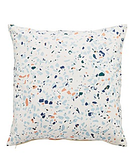 Abstract Pastel Cushion
