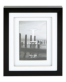 iFrame Plastic Photo Frame 4 x 6in