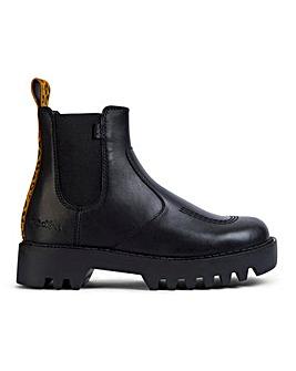 Kickers Kizziie Chelz Boots Standard D Fit