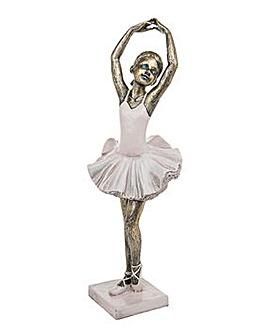 Pretty Ballerina Fifth Position
