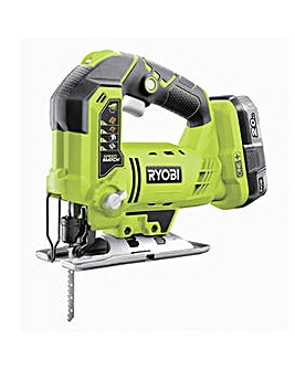 Ryobi Jigsaw with 2Ah Battery & Charger