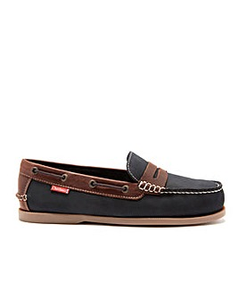 Chatham Cuba Slip-On Boat Shoes