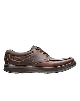 Clarks Collection Cotrell Edge Wide Fitting Shoes