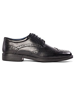 Padders Berkeley Leather Shoe Wide G Fit