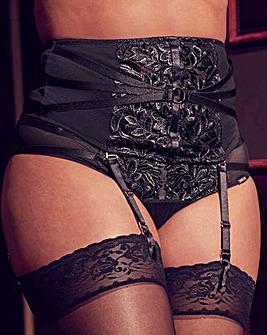 Figleaves Curve Pleasure Black Waspie
