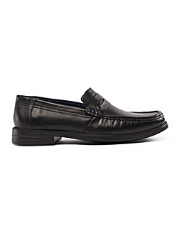 Padders Baron Leather Loafer Wide G Fit
