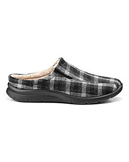 Hotter Rest Mens Mule Slipper