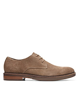 Clarks Paulson Plain Standard Fitting