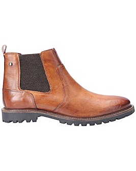 Base London Wilkes Washed Chelsea Boot