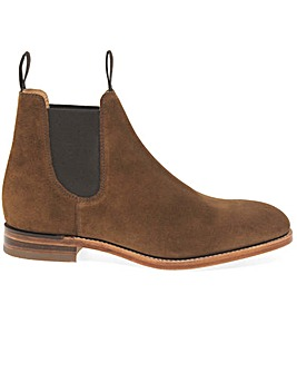 Loake Apsley Wide Fit Mens Chelsea Boots