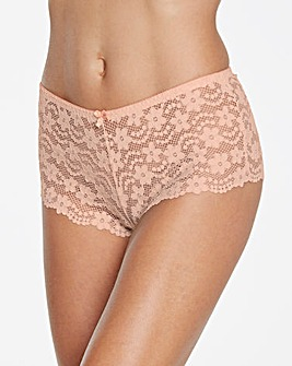 Daisy Lace Blush Shorts