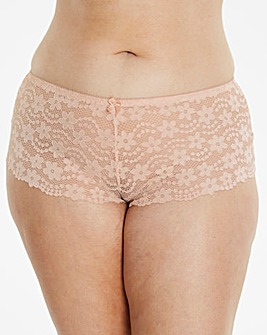 Daisy Lace Blush Shorts