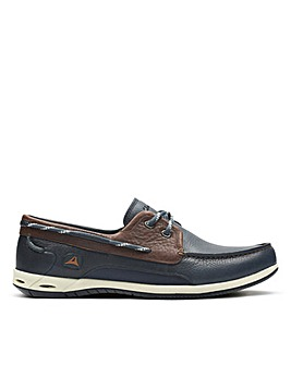 Clarks Orson Harbour Standard Fitting Shoes