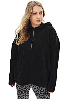 Black Cuddle Sweatshirt
