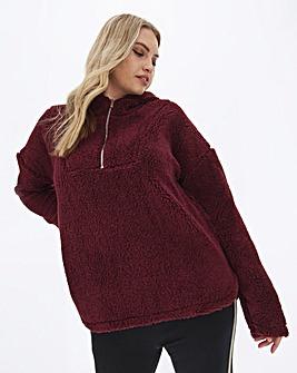 Aubergine Cuddle Sweatshirt