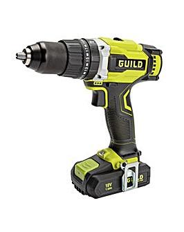Guild Cordless Brushless Combi Drill