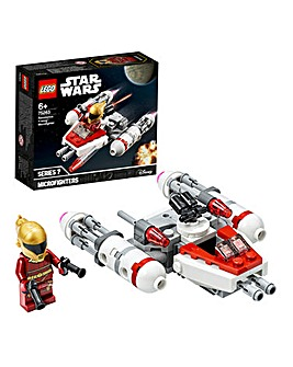 LEGO Star Wars Resistance Y-wing Micro