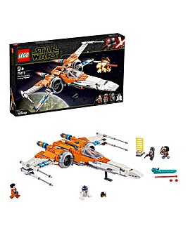 LEGO Star Wars Poe Dameron's X-wing Fighter - 75273
