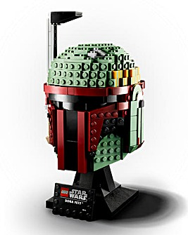 LEGO Star Wars New Adult Green BF Helmet Ep5 - 75277