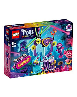 LEGO Trolls World Tour Techno Reef Dance Party - 41250