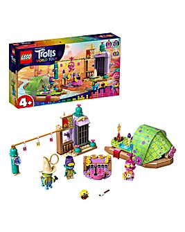 LEGO Trolls World Tour Lonesome Flats Raft Adventure - 41253