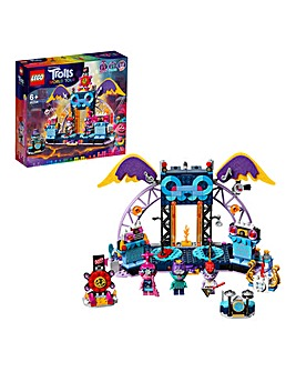 LEGO Trolls World Tour Volcano Rock City Concert - 41254