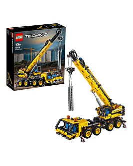 LEGO Technic Mobile Crane - 42108