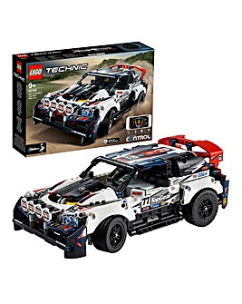 LEGO Technic App-Controlled Top Gear Rally Car - 42109