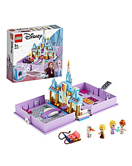 LEGO Disney Frozen Anna and Elsa's Storybook Adventures - 43175
