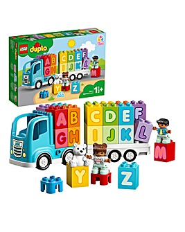 LEGO Duplo My First Alphabet Truck - 10915