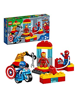 LEGO Duplo Marvel Super Heroes Lab