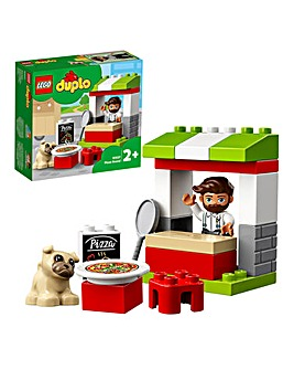 LEGO Duplo Town Pizza Stand - 10927