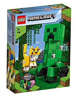 LEGO Minecraft Big Fig Creeper & Ocelot