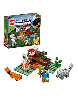 LEGO Minecraft The Taiga Adventure - 21162
