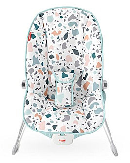 Fisher-Price Signature Style Bouncer - Terrazzo