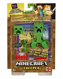 Minecraft Comic Mode Figure Collectible